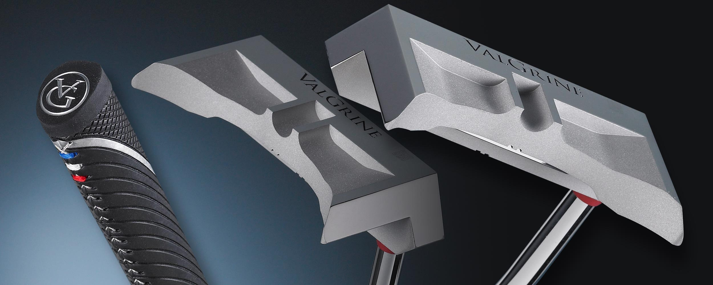 EXCLUSIVE FRENCH GOLF phoenix putter